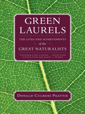 cover image of Green Laurels