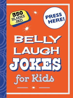 cover image of Belly Laugh Jokes for Kids