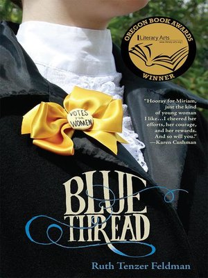cover image of Blue Thread