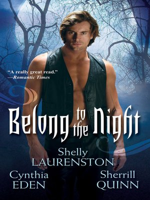 cover image of Belong to the Night