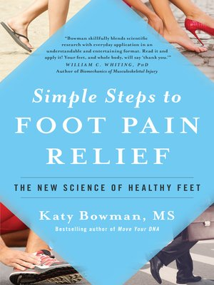 cover image of Simple Steps to Foot Pain Relief