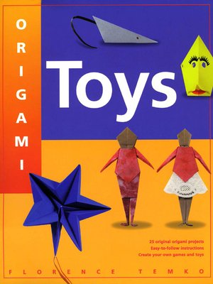 cover image of Origami Toys