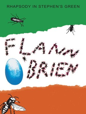 cover image of Rhapsody in Stephen's Green/The Insect Play