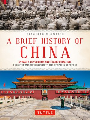 cover image of A Brief History of China