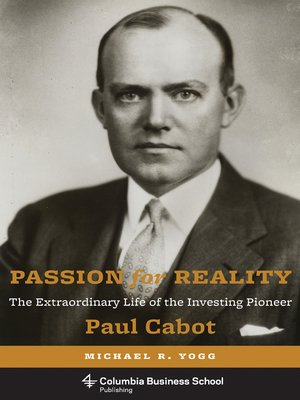 cover image of Passion for Reality