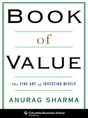 cover image of Book of Value