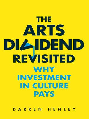 cover image of The Arts Dividend