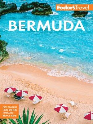 cover image of Fodor's Bermuda