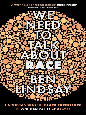 cover image of We Need to Talk About Race