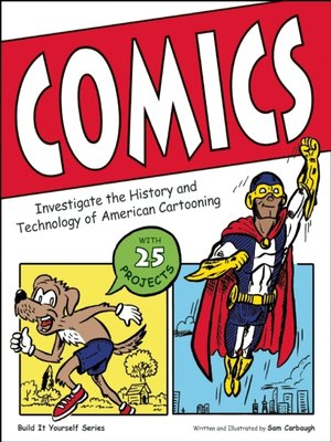 cover image of Comics