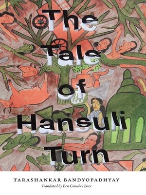 cover image of The Tale of Hansuli Turn