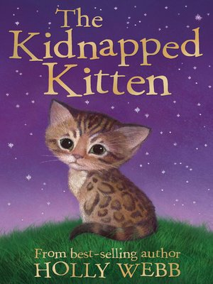 cover image of The Kidnapped Kitten