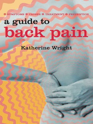 cover image of A Guide to Back Pain