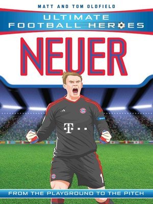 cover image of Neuer (Ultimate Football Heroes)--Collect Them All!