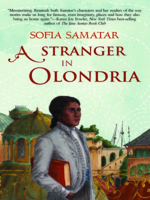 cover image of A Stranger in Olondria