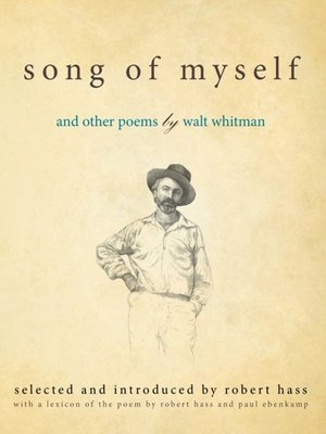 cover image of Song of Myself