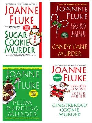 cover image of Joanne Fluke Christmas Bundle