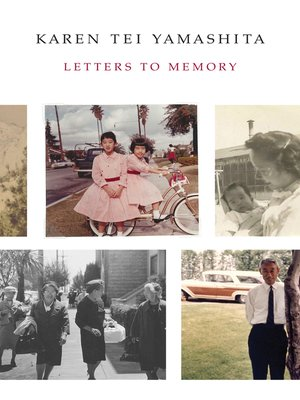 cover image of Letters to Memory