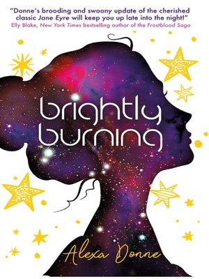 cover image of Brightly Burning