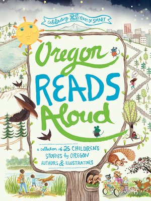 cover image of Oregon Reads Aloud