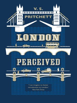 cover image of London Perceived