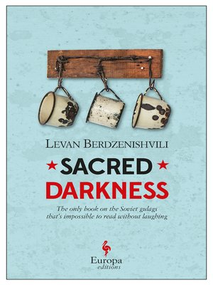 cover image of Sacred Darkness