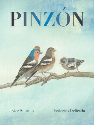 cover image of Pinzón (Finch)