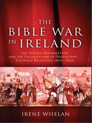cover image of The Bible War in Ireland