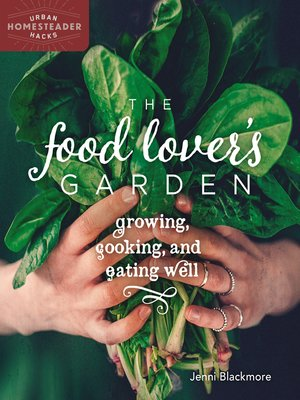 cover image of The Food Lover's Garden