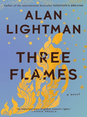 cover image of Three Flames