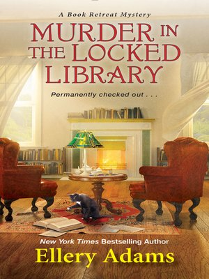 cover image of Murder in the Locked Library