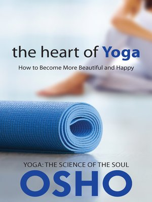 cover image of The Heart of Yoga
