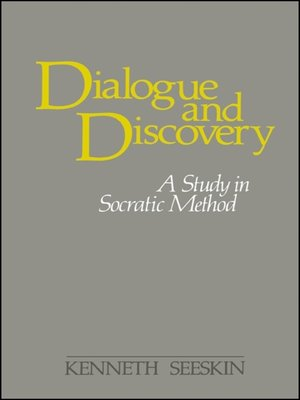 cover image of Dialogue and Discovery