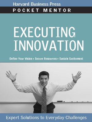 cover image of Executing Innovation