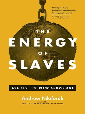 cover image of The Energy of Slaves