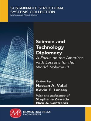 cover image of Science and Technology Diplomacy, Volume III