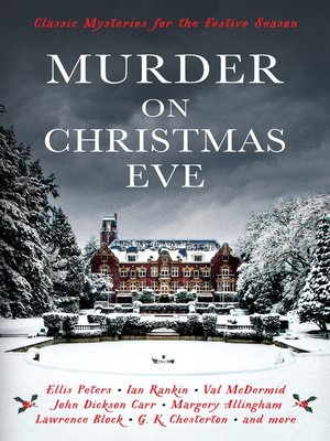 cover image of Murder On Christmas Eve