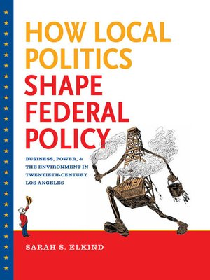 cover image of How Local Politics Shape Federal Policy