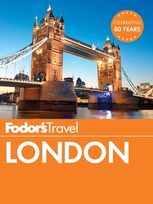 cover image of Fodor's London