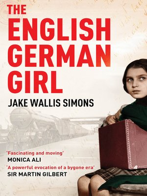 cover image of The English German Girl