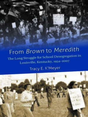 cover image of From Brown to Meredith