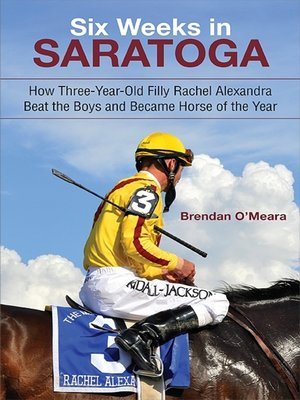 cover image of Six Weeks in Saratoga