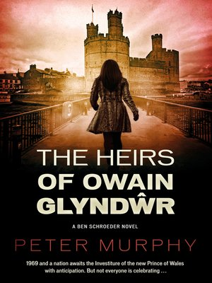 cover image of The Heirs of Owain Glyndwr