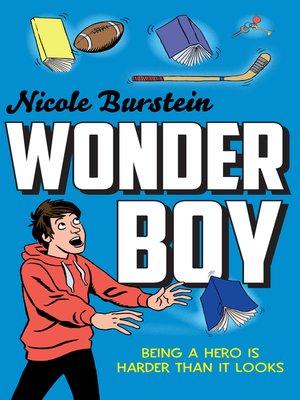 cover image of Wonderboy