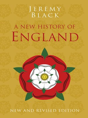 cover image of A New History of England