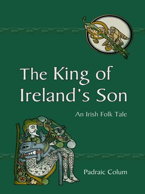 cover image of The King of Ireland's Son