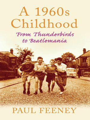 cover image of A 1960s Childhood