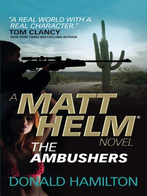 cover image of The Ambushers