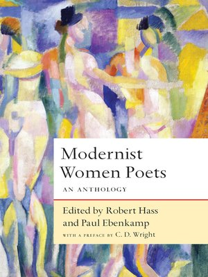 cover image of Modernist Women Poets