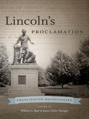 cover image of Lincoln's Proclamation